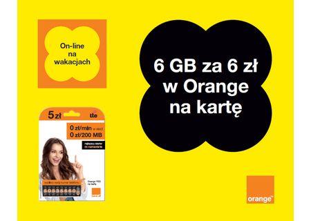 orange 6gb 6zl
